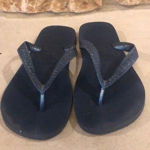 Havaianas Flip Flops Sz 7/8